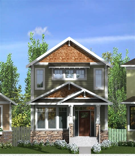home plans for narrow lots 2 storey narrow lot home plans