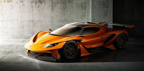Car News by Apollo Arrow Supercar New Supercar From Revived