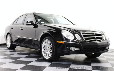2007 E350 Mercedes by 2007 Used Mercedes E Class E350 Sport Package Sedan