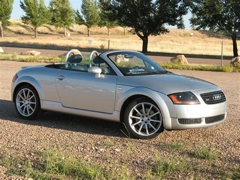 2005 Audi Tt Specs by 2005 Audi Tt Roadster 8n Pictures Information And