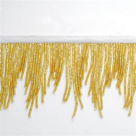beaded fringe by the yard 2 3 4 quot beaded fringe by yard ff ff3878