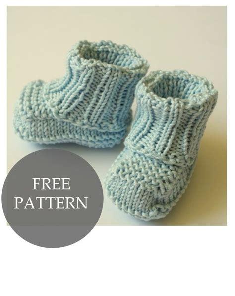 won knitting best 20 knit baby booties ideas on