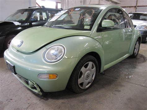 2000 Volkswagen Beetle Parts by Parting Out 2000 Volkswagen Beetle Stock 110552 Tom