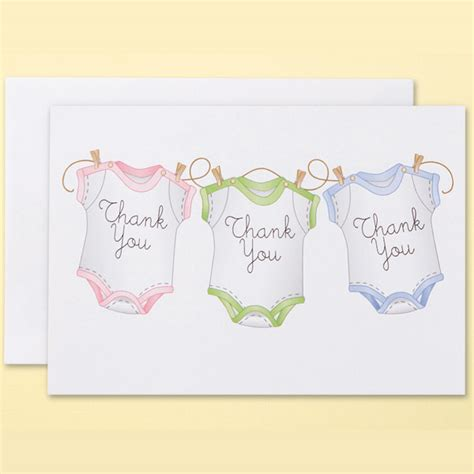 Message For Baby Shower Thank You Cards by Baby Shower Thank You Cards On Pinterest Thank You Cards