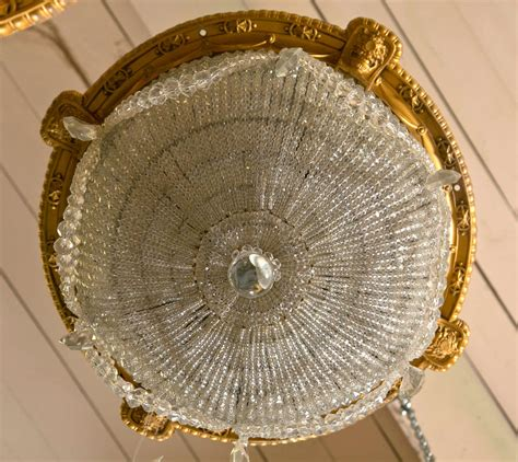 antique chandeliers nyc antique beaded dome chandelier from strand theatre