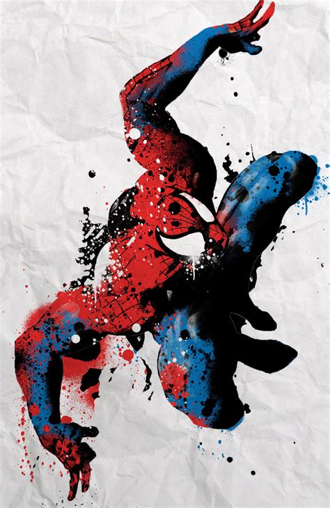 spray paint marvel spray paint and splat by tyroneand comic