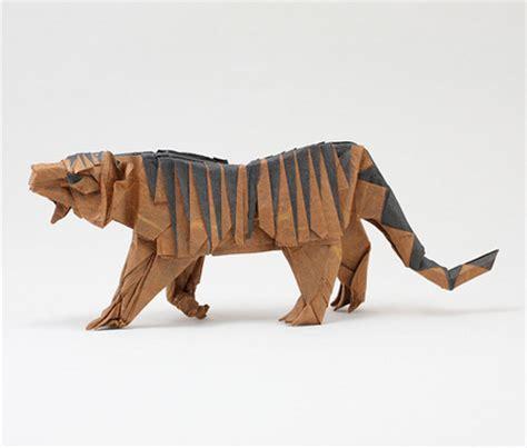 tiger origami origami animals