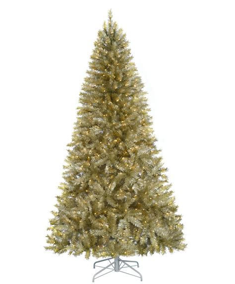 gold and tree platinum and gold artificial tree tree classics