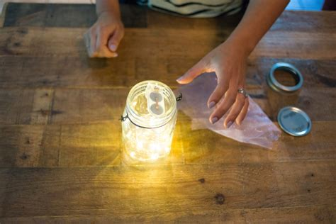 how to make jar string lights how to make jar lights jar crafts