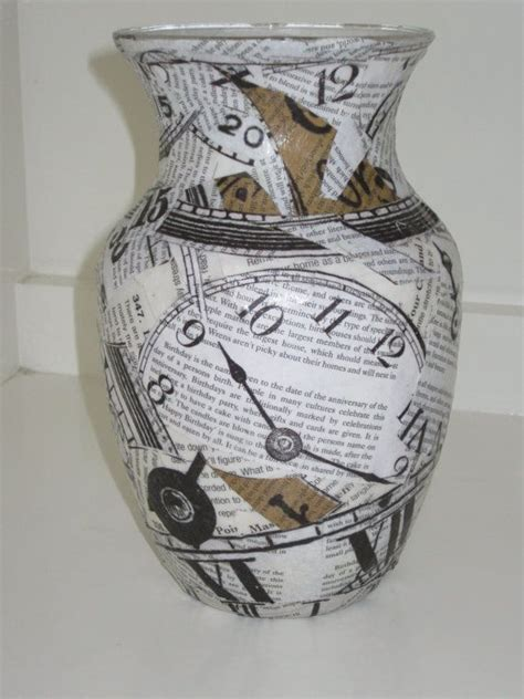 decoupage vase ideas 25 unique decoupage glass ideas on diy