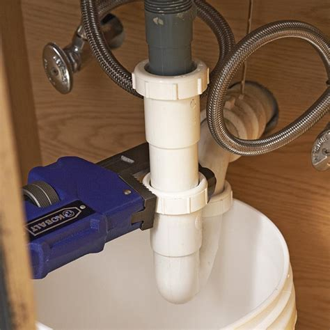 unclog a kitchen sink drain clogged kitchen drain pipe with regard to existing house