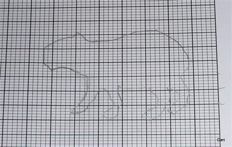 knitting graph paper not just about knitting capybara scarf update