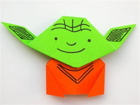 all origami yoda easy origami yoda tutorial pink stripey socks
