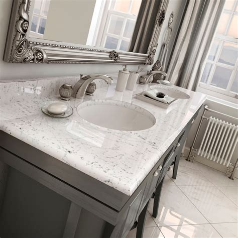 bathroom vanity marble carstin brands tyvarian vanity top cultured marble