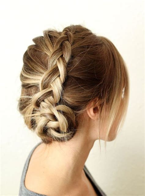 braid with in hair 17 stunning braid hairstyles with tutorials pretty