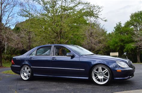 2000 Mercedes S500 by 2000 Mercedes S500 4 Door Sedan 170857