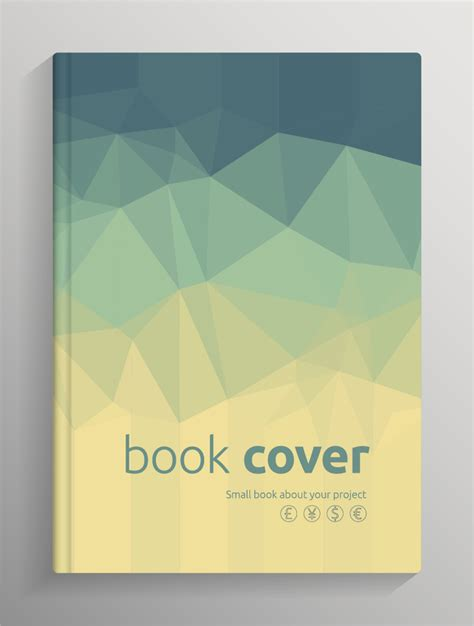 book cover pictures free brochure and book cover creative vector 07 vector cover