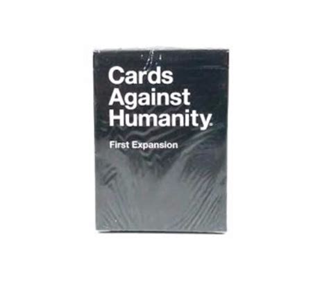 against humanity new cards against humanity expansion ebay