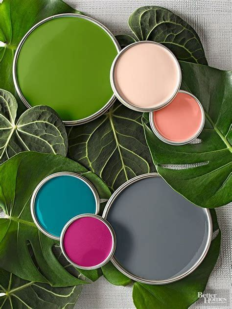 behr paint color of the year 2015 2015 color palette of the year gardens color names and