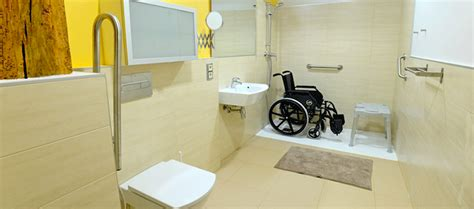 Make A House Plan modern bathroom designs for a handicapped accessible home