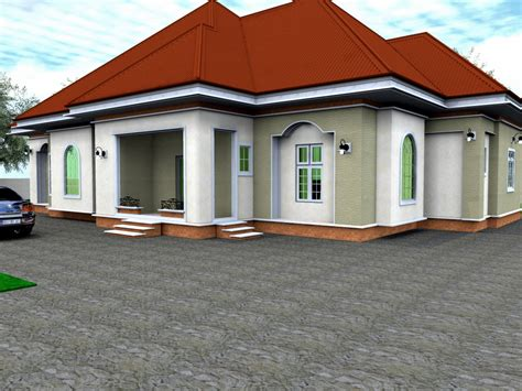 3 bedroom bungalow design residential homes and designs 3 bedroom bungalow