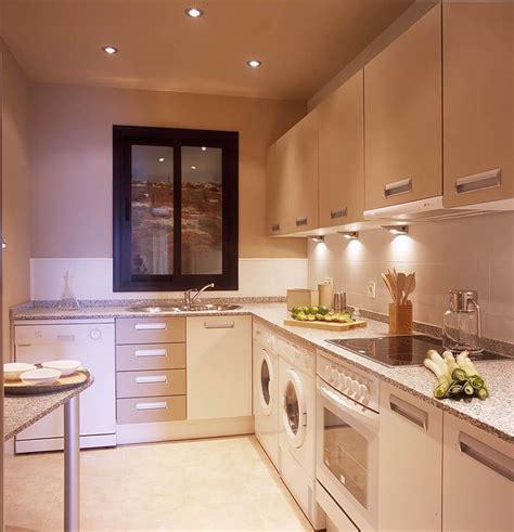 small size kitchen design iluminar la zona de trabajo en tu cocina el de