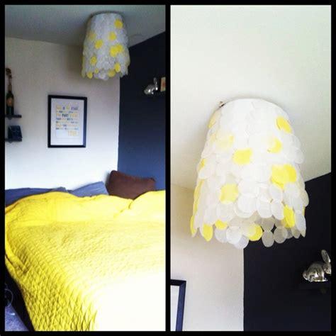 diy bedroom chandelier