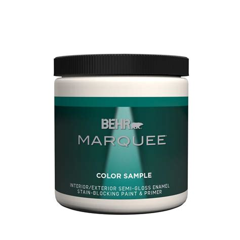 behr paint color ultra white behr marquee 8 oz ultra white semi gloss interior