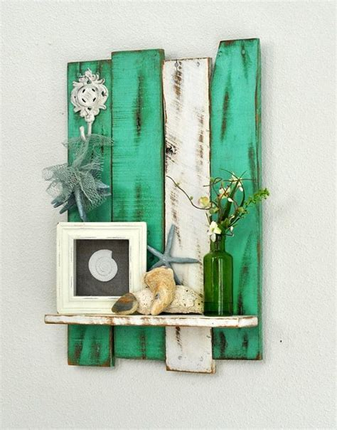 decorative crafts for home diy wooden pallet wall decor recycled things