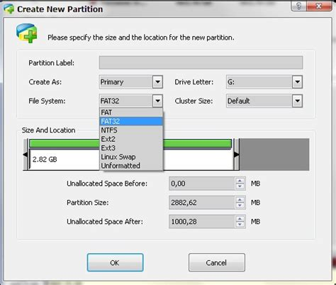 how to make two partitions on sd card sd card partitioning xda developers