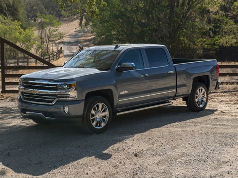 Cars With High Rebates by 2017 Chevrolet Silverado 1500 Crew Cab Incentives Rebates