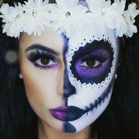 makeup dia dia de los muertos makeup dia de los muertos
