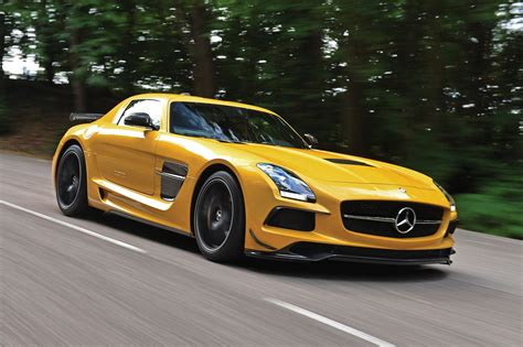 Black Series Mercedes by Mercedes Sls Amg Black Series Heading To Auction