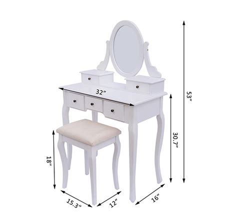 Plans To Make A Makeup Vanity
