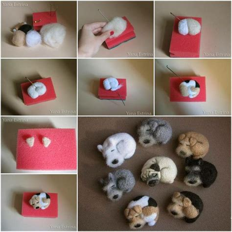 step by step crafts for how to make wool step by step diy tutorial