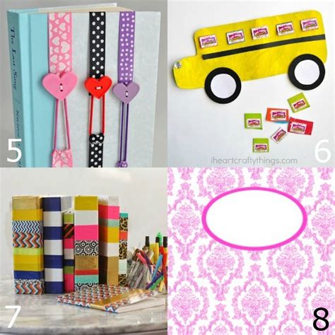 easy back to school crafts for 20 adorable back to school crafts diy school crafts