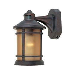 Light Sensor Outdoor Motion Activated Outdoor Wall Light With Photocell Sensor