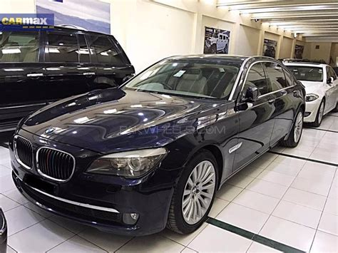 2009 Bmw 7 Series by Bmw 7 Series 750li 2009 For Sale In Lahore Pakwheels