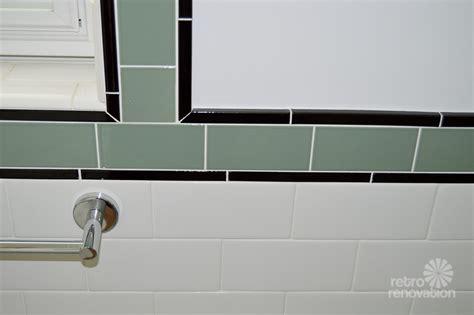 Black And White Tile Bathroom Ideas amy s 1930s bathroom remodel classic and elegant retro