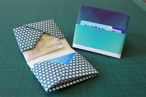 origami wallet image result for origami paper pocket pouch tea wallet