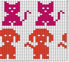 free knitting charts animals 1000 images about craft charts animals and characters on