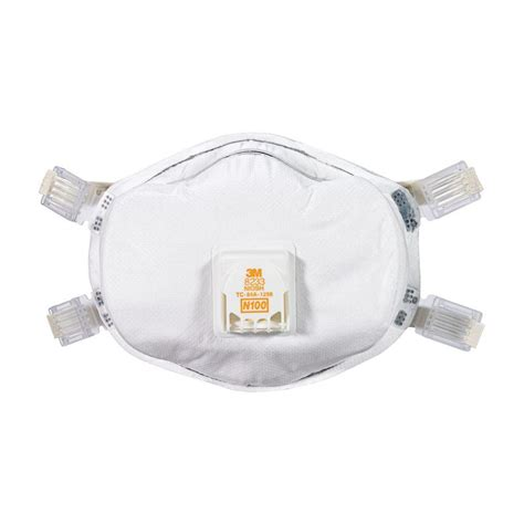 home depot paint mask 3m n100 lead paint removal valved respirator mask 8233pc1