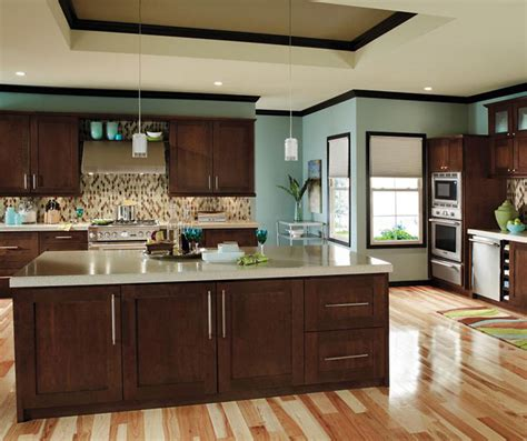 contemporary cabinets contemporary cherry kitchen cabinets masterbrand