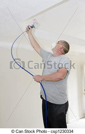 spray painter contract stock photo of painter spray painting contract painter