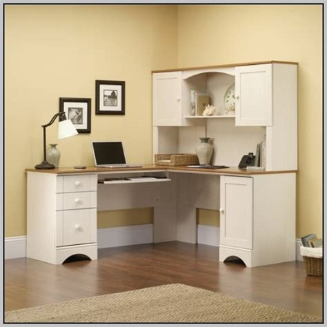 white corner desk hutch small white corner desk with hutch desk home design
