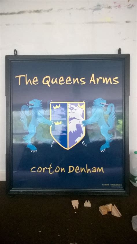 chalk paint yeovil pubs aj signs traditional signwriter dorset somerset