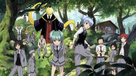assassination classroom 56 assassination classroom hd wallpapers backgrounds