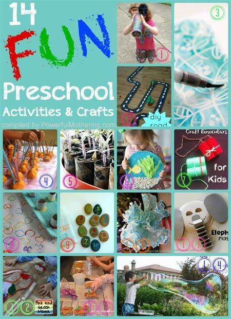 projects for preschoolers 14 preschool activities and crafts