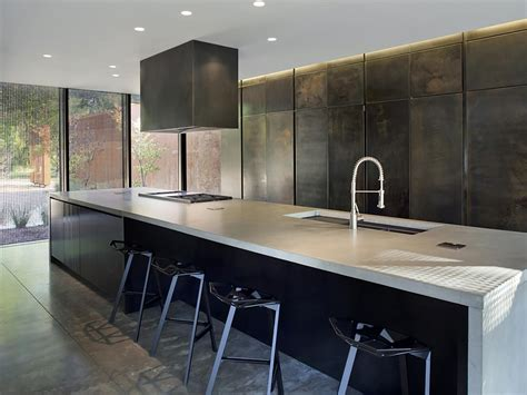 black metal kitchen cabinets photos hgtv
