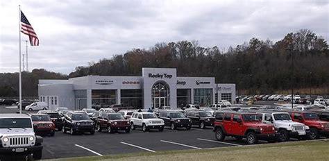 Rocky Top Chrysler Jeep Dodge by Rocky Top Chrysler Jeep Dodge Car Dealership In Kodak Tn